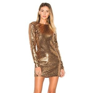 ale by alessandrax Revolve Julinha sequin dress